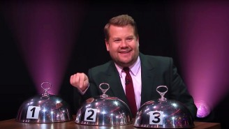 James Corden Will Change His 'Spill Your Guts' Segment After Complaints About Cultural Insensitivity