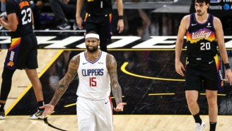 The NBA Went Back And Gave DeMarcus Cousins A Technical For Shoving Devin Booker