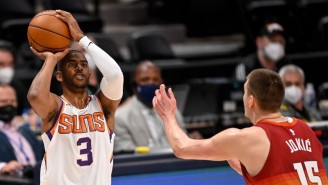 Chris Paul Led The Suns To A Game 4 Win And A Sweep Of The Nuggets