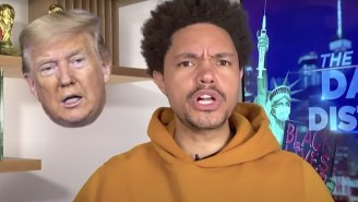 'The Daily Show' Looks At How Donald Trump Is Handling Retirement (Hint: Not Well)