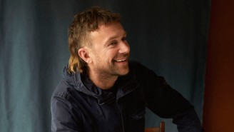 Damon Albarn Is Releasing A New Solo Album, 'The Nearer The Fountain, More Pure The Stream Flows'