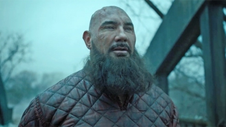 Dave Bautista Goes Toe-To-Toe With Jason Momoa In Apple TV+'s 'See' Season 2 Teaser Trailer