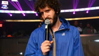 Lil Dicky Said His Chris Brown Collaboration Let The R&B Star 'Use His Talent For Good'
