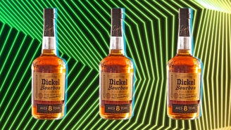 George Dickel's Newest Expression, Dickel Bourbon, Is A Solid Entry Into Bourbon For A Legendary Brand