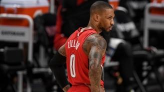 Damian Lillard Gave An Update On A Potential Trade From Portland: 'It's Not Going To Happen'