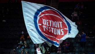The Detroit Pistons Won The 2021 NBA Draft Lottery