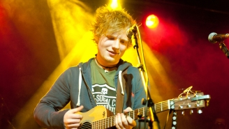 Ed Sheeran Reflects On His Humble Beginnings On The Tenth Anniversary Of '+'