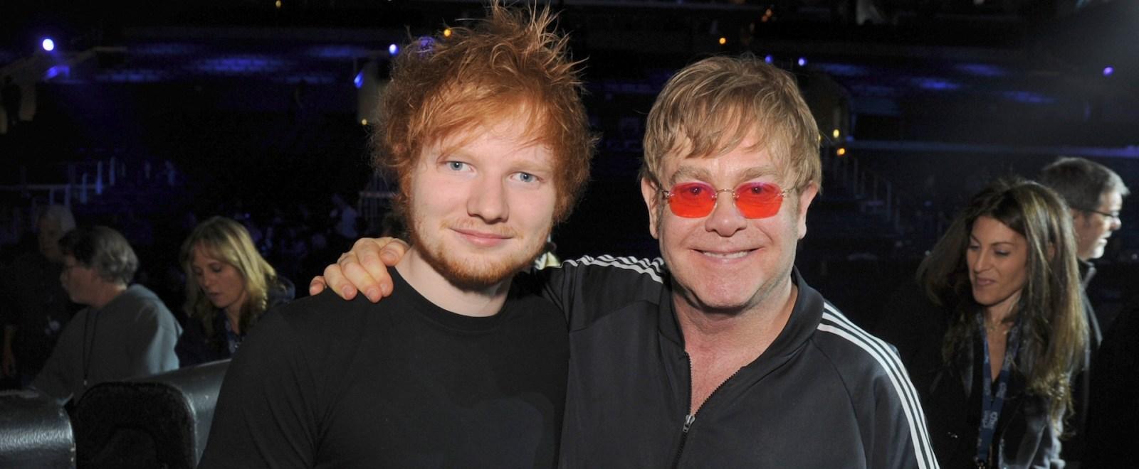 Ed Sheeran, Elton John, Brandi Carlile, And Courteney Cox Honor Lisa Kudrow With 'Tiny Dancer'