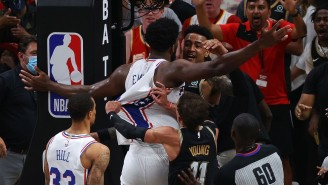 Joel Embiid Got Fined $35,000 For His Game 6 Altercation With John Collins