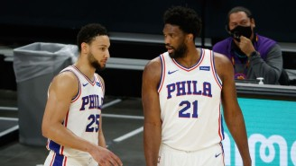 Joel Embiid Says 'Our Job Is Not To Babysit' Ben Simmons