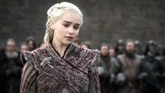 Emilia Clarke Has Settled The 'Game Of Thrones' Coffee Cup Mystery Once And For All