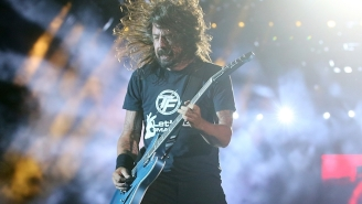 Foo Fighters Are Playing Madison Square Garden For New York's First Full-Capacity Arena Show Of 2021