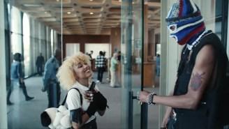 Fousheé Has A Whimsical Thug Romance In Her Cheeky 'My Slime' Video