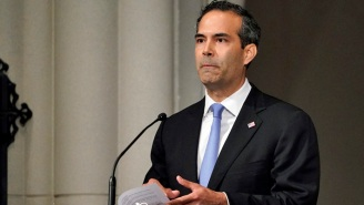 George P. Bush Is Being Dragged For Aligning Himself With Trump Even After Trump Trashed Pretty Much Every Member Of The Bush Family