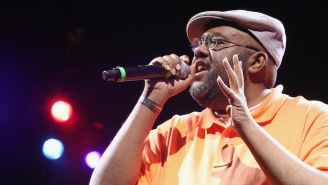 Blackalicious Rapper Gift Of Gab Has Died At 50 After A Long Battle With Kidney Failure