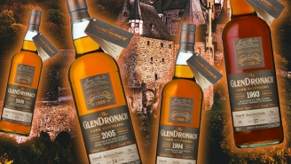 The GlenDronach Bottling Batch 18 Is A Four-Part Feast For The Senses