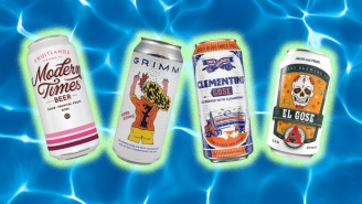 American Gose Beers To Get Your Summer Off To A Salty, Tart Start