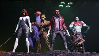 A 'Guardians Of The Galaxy' Video Game Is Coming From Square Enix In October