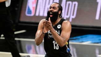 James Harden Is Disgusted By Giannis Antetokounmpo's Absurdly Slow Free Throw Routine