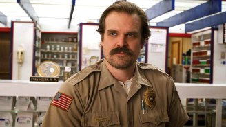 David Harbour Changed His 'Stranger Things' Look Because Of A Weird 'Black Widow' Coincidence