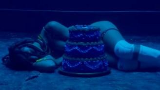 Indigo De Souza's 'Kill Me' Video Is Wrestlemania For Cake-Sitting Divorcees