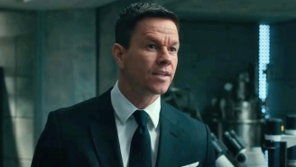 The Trailer For 'Infinite' Features, We Swear, Mark Wahlberg Stabbing An Airplane With A Sword