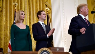 Jared Kushner And Ivanka Are Reportedly Avoiding Trump BecauseThey're Sick Of Him Whining About The 'Stolen' 2020 Election