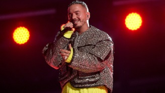 J Balvin Partners With UPS For A Campaign In Support Of Latinx Small Businesses