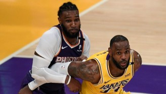Jae Crowder Got Ejected For Trolling LeBron By Salsa Dancing At The End Of Game 6