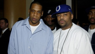 Jay-Z's Roc-A-Fella Records Sues Co-Founder Dame Dash Over An Attempted NFT For 'Reasonable Doubt'