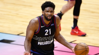 No One Could Believe Derrick Rose Got The Same Number Of First-Place MVP Votes As Joel Embiid