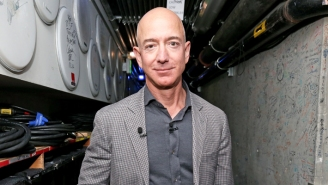 Here's How To Watch Jeff Bezos' Launch Into Space