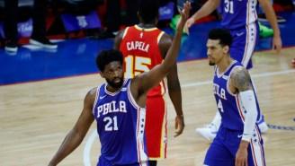 Philadelphia 76ers At Atlanta Hawks Game 4 TV Info And Betting Lines