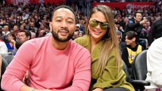 John Legend Shows Support For Chrissy Teigen After Her Lengthy Apology For Old Tweets