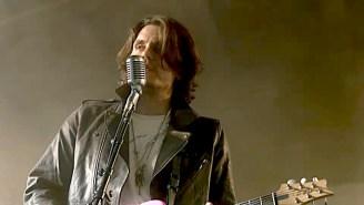 John Mayer's New Very '80s-Inspired Single 'Last Train Home' Features Maren Morris