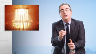 John Oliver Turns Up The Heat On Texas 'Cooking Prisoners To Death' And Treating Them (Literally) Worse Than Pigs