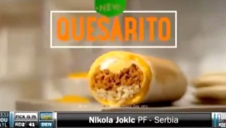 Nikola Jokic's MVP Win Led To People Remembering He Got Drafted During A Taco Bell Commercial
