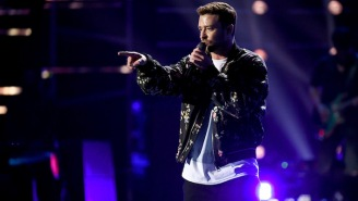 Justin Timberlake Voices His Support For The End Of Britney Spears' Conservatorship