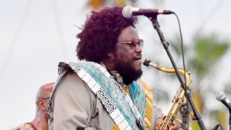 Kamasi Washington's Hopeful Epic, 'Sun Kissed Child,' Is Part Of The 'Music For The Movement' Series
