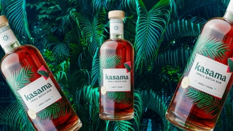 A Review Of Kasama Small Batch Rum, A Fascinating Newcomer To The Aged-Rum Scene