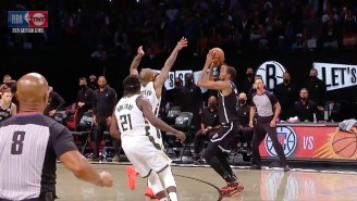 Kevin Durant Blamed His 'Big Ass Foot' For Keeping The Nets From Beating The Bucks