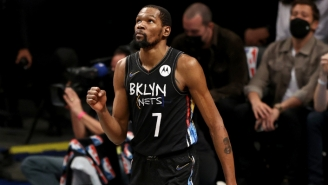 Kevin Durant On Being Named To The NBA's 75th Anniversary Team: 'It Means Everything'
