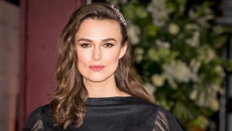 Keira Knightley Says All The Women That She Knows Have Been Sexually Harassed