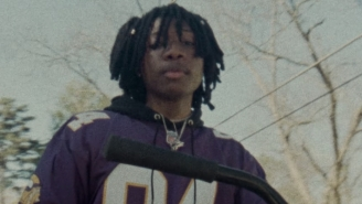 Kenny Mason Bikes Through The Neighborhood With Friends In His Grainy Video For 'Play Ball'