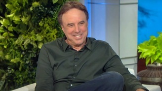 Kevin Nealon Tells A Hilarious Story About… A Thief Breaking Into His House And Stealing Garry Shandling's Ashes?