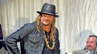 Kid Rock Addresses His Use Of A Homophobic Slur By Using The Word Again