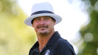 Kid Rock Used A Homophobic Slur On Stage After Getting Angry With His Audience