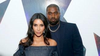 Kim Kardashian Wishes Kanye West A Happy Birthday: 'Love You For Life'