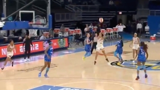 You Have To Watch Kia Nurse's Halfcourt Euro-Step Buzzer-Beating Shot