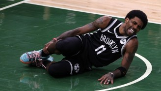 Kyrie Irving's Ankle Sprain, Harden's Hamstring Will Keep Them Out Of Game 5 Against The Bucks (UPDATE)